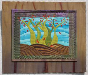 It's been framed – Timtex frames | Frieda Anderson : framed quilt art - Adamdwight.com