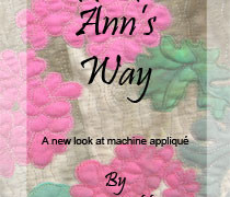 Ann Fahl's Applique Booklet