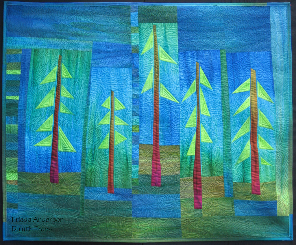 Frieda Anderson's Duluth Trees