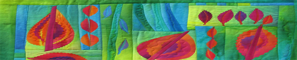 Frieda Anderson &#8211; Hand dyed fabric, Quilt Artist, Teacher