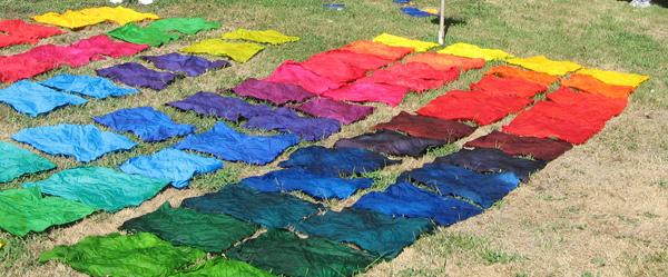 Fabric Gradations