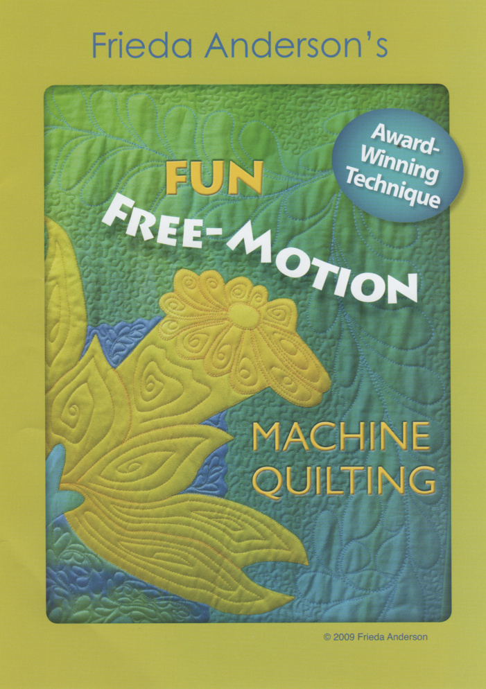 free motion machine quilting