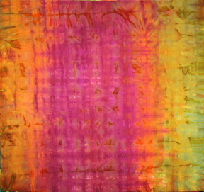 hand dyed quilting fabrics | frieda anderson
