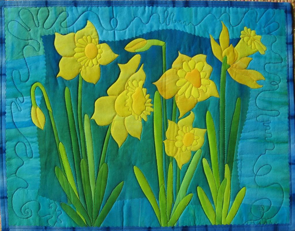 Daffodils by Frieda Anderson