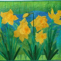 Spring Greetings Frieda Anderson
