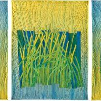 Prairie Grass Triptych