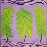 Spring Trees Frieda Anderson