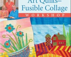 Art Quilts Fusible Collage Frieda Andeson