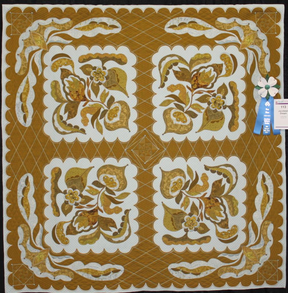 Linda Roy quilt