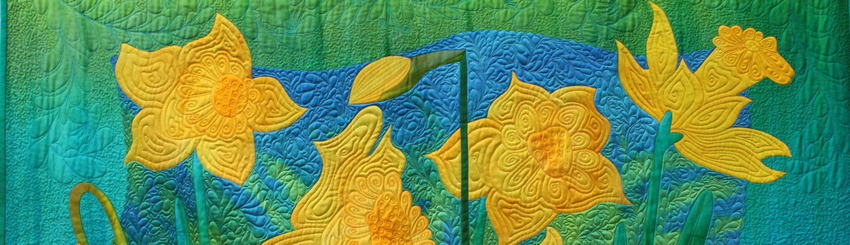 Frieda Anderson | Hand dyed fabric, Quilt Artist, Teacher : quilting artist - Adamdwight.com