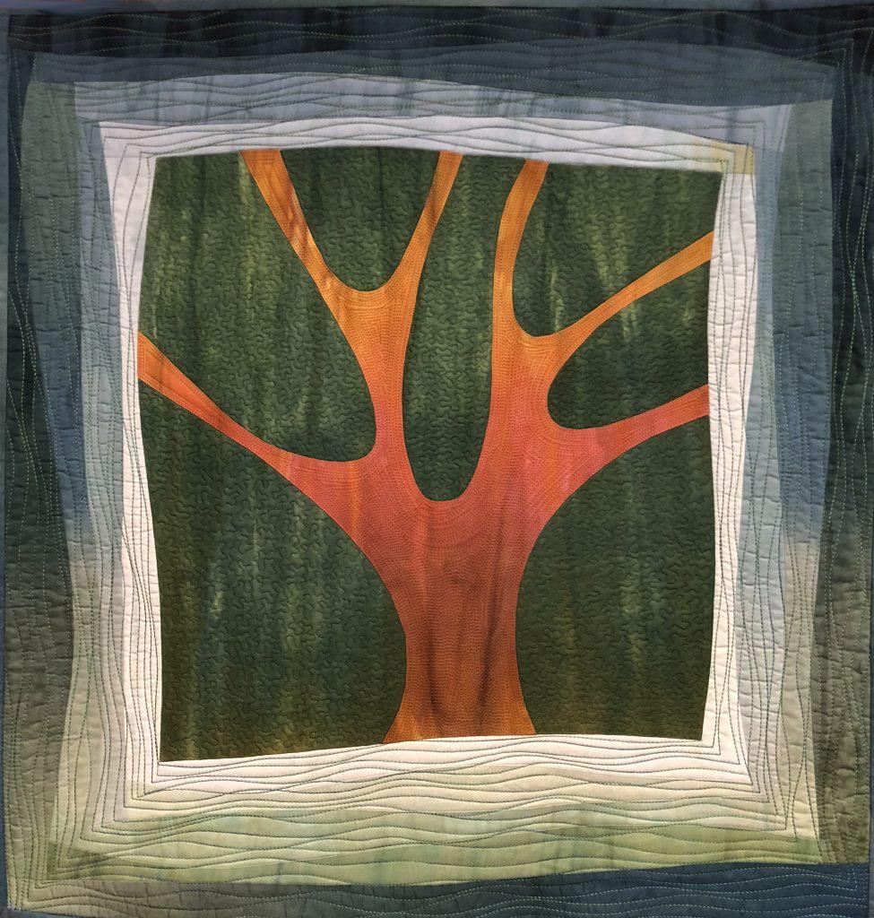 Lone Tree quilt